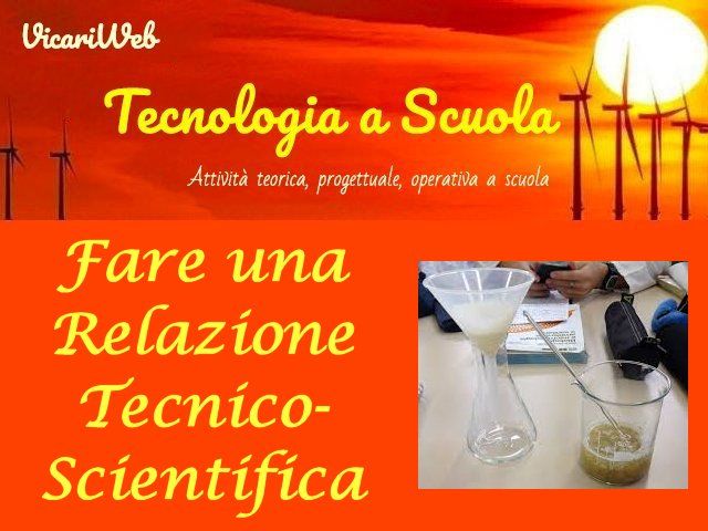Come Fare Una Relazione Scientifica – LezioneOnline.com