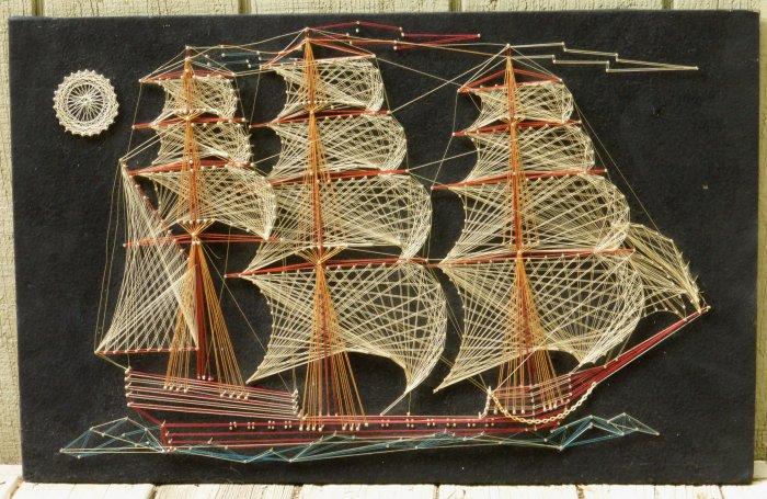 String Art Quadri Col Filo